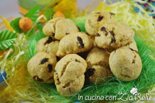 Panini dolci delle feste bacche di goji
