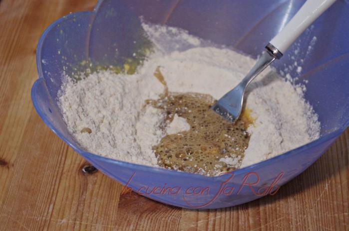 pasta fresca con orzo solubile