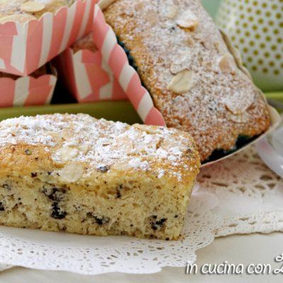 mini plumcake robiola cocco