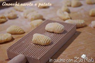 Gnocchi alle carote e patate – ricetta base