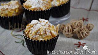 Muffins soffici rose del deserto