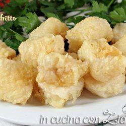 Baccalà fritto alla romana - senza glutine