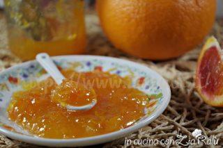 Marmellata di arance – ricetta veloce