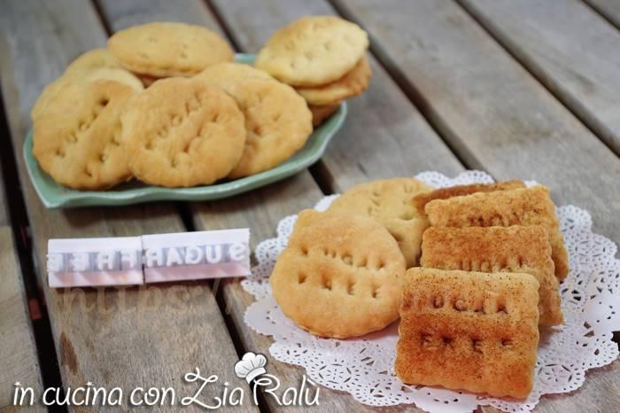 biscotti senza uova e zucchero