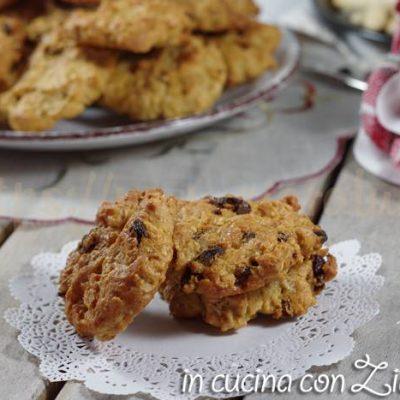 Biscotti senza zuccheri aggiunti - mandorle e goji