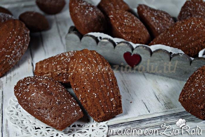 madeleine al cacao