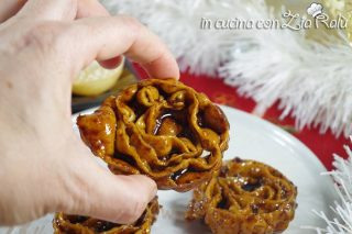 Cartellate pugliesi – ricetta natalizia