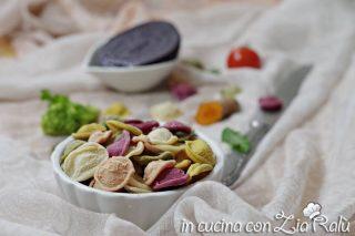 Orecchiette colorate –  come prepararle