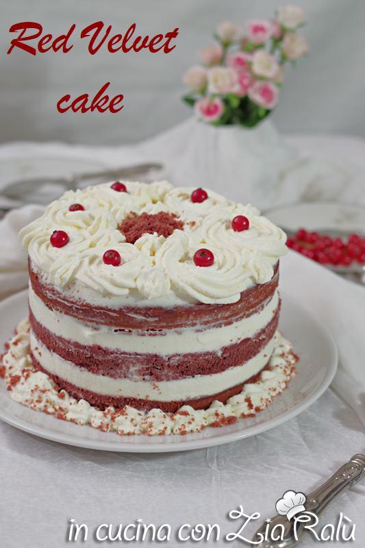 red velvet cake torta regina