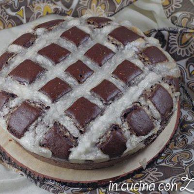 torta piumino al cocco