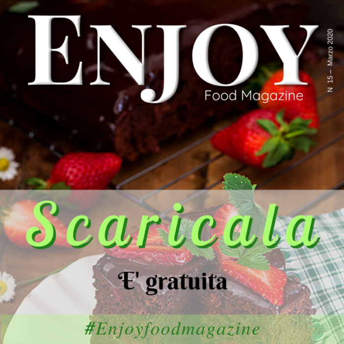 Enjoy food magazine speciale cioccolato